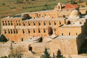 mardin deyrulzafaran manastırı