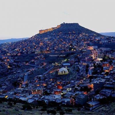 mardin foto manzara kale tarihi