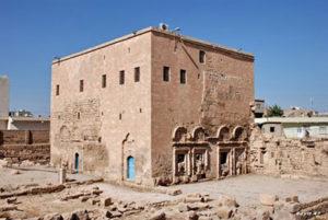 mardin mor yakup manastrı