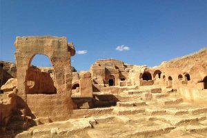 dara harabeleri - dara antik kenti