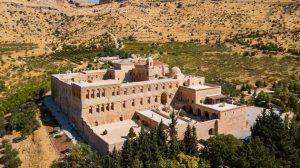 deyrulzafaran manastır